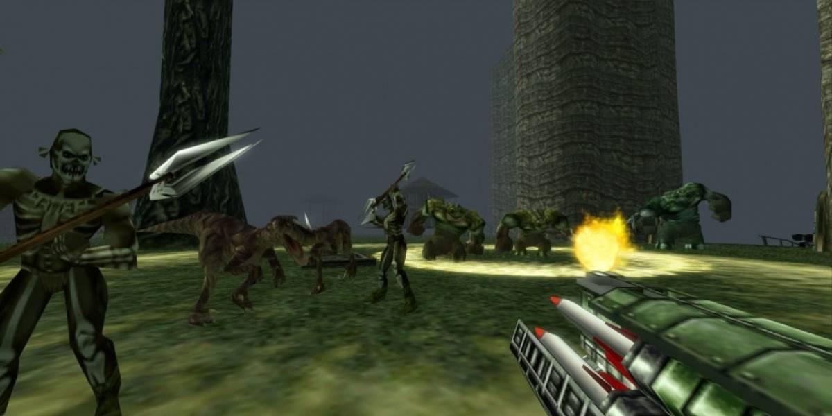 Turok tiene fecha de lanzamiento en PC
