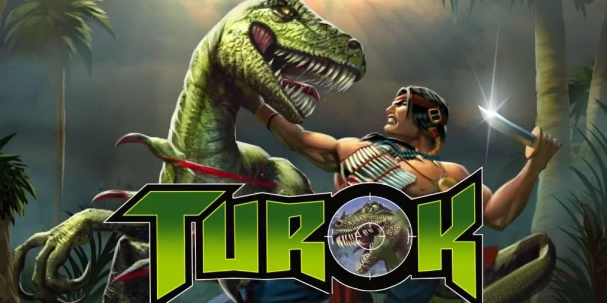 Mira el editor de niveles que llegó a Turok remasterizado en este video