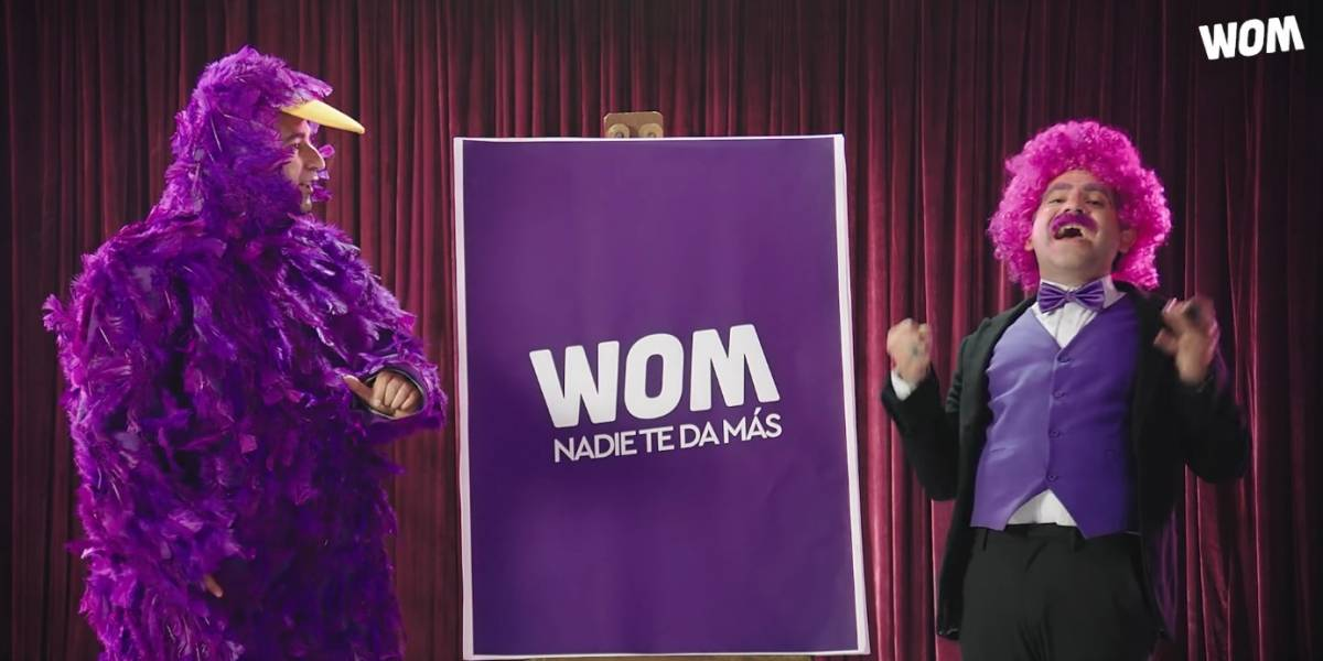 Nuevo viral de WOM revive a icónica dupla humorística
