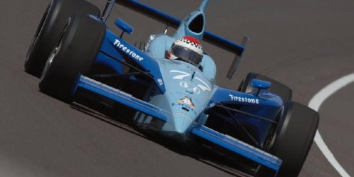 Indy 500: Se cayó Linux
