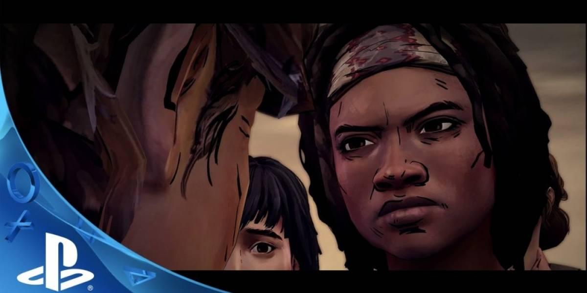 Segundo episodio de The Walking Dead: Michonne recibe fecha de salida