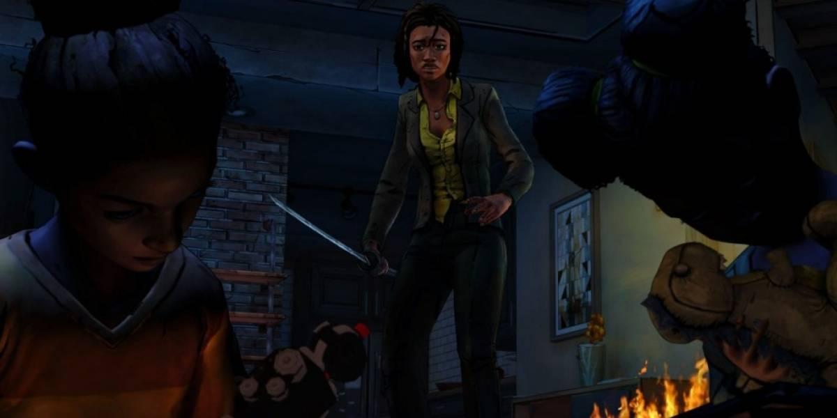 The Walking Dead: Michonne recibe intenso tráiler de lanzamiento