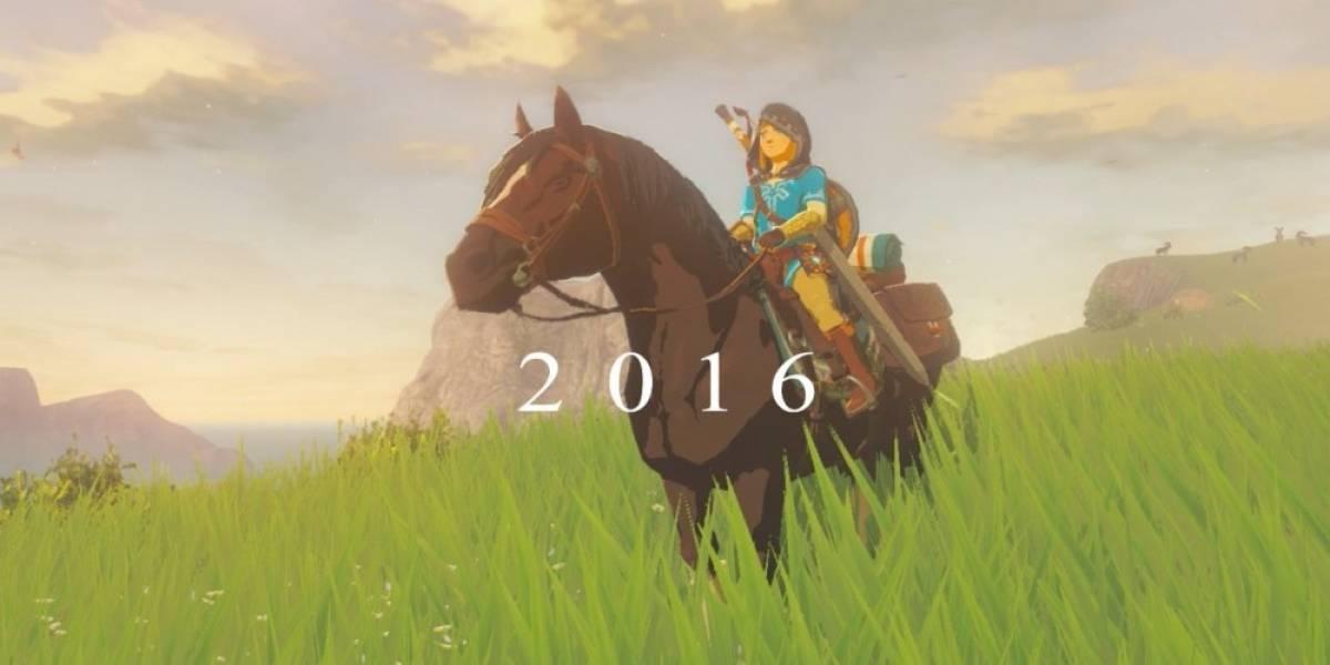 Se anuncia The Legend of Zelda: Twilight Princess HD para Wii U
