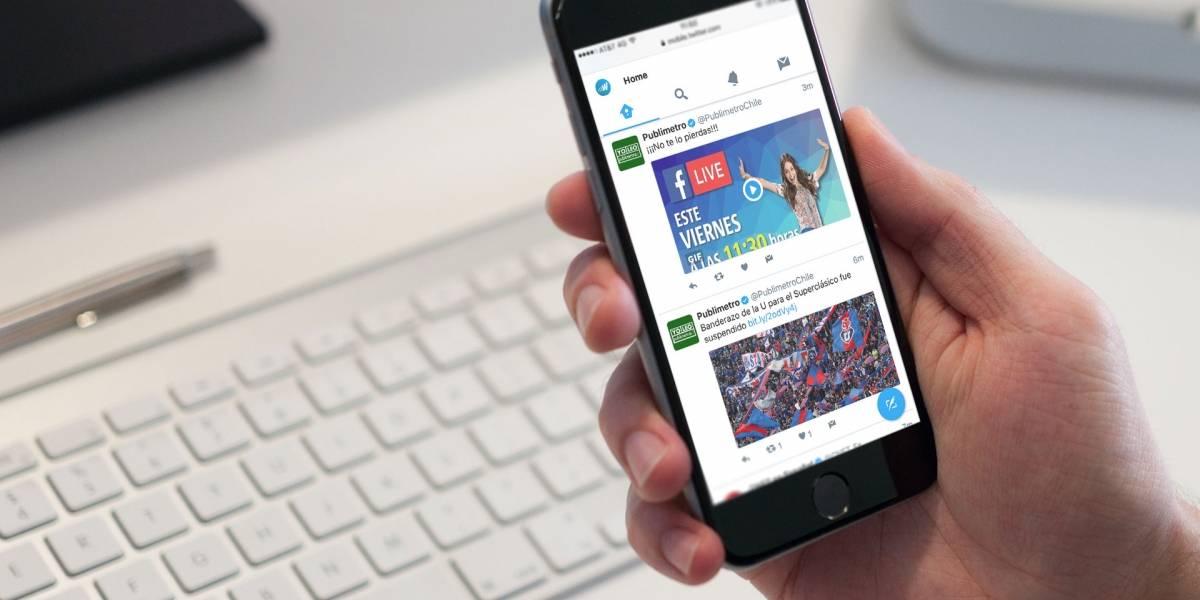 Twitter Lite es más rápido y consume menos datos en tu teléfono