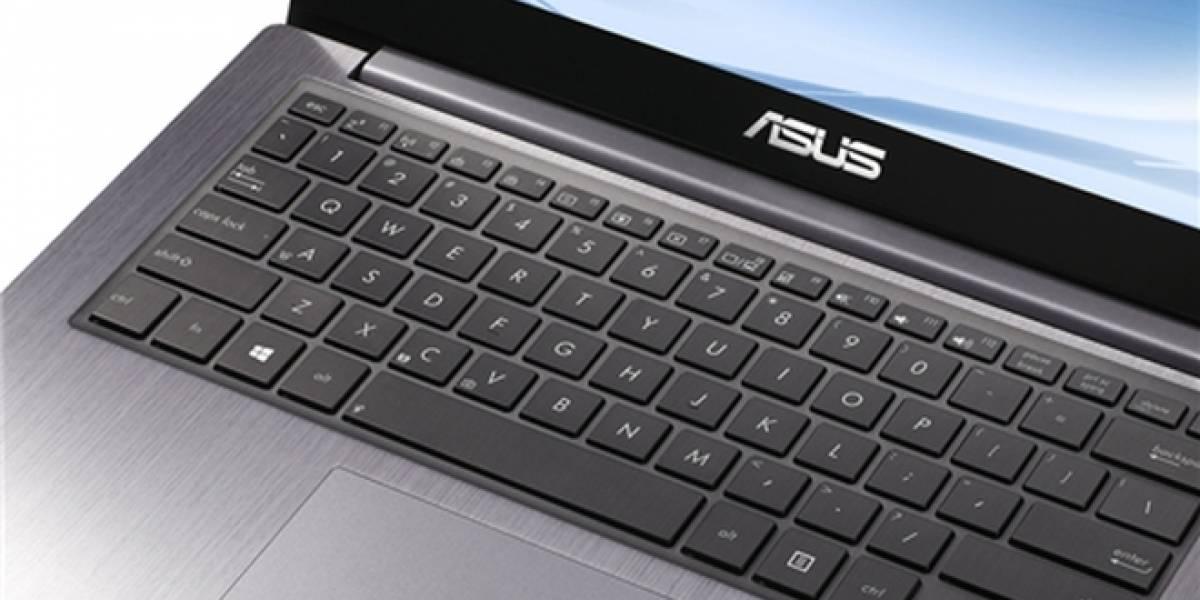 Asus presenta su VivoBook U38N, un Ultrabook sin chip Intel