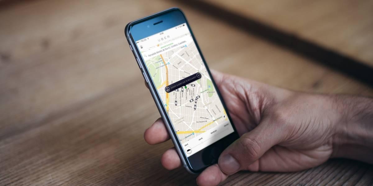 Uber se actualiza para conversar desde la aplicación