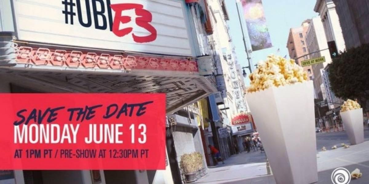Ubisoft revela fecha y hora de su conferencia en E3 2016
