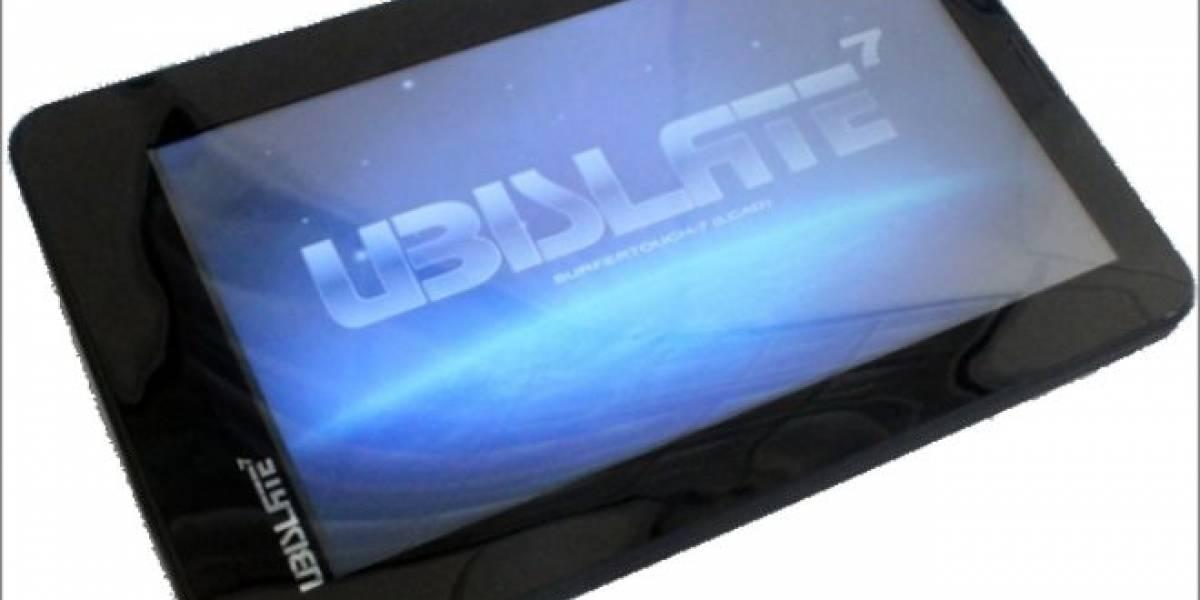 Ubislate 7: El sucesor de Aakash tendrá un precio de US$ 57
