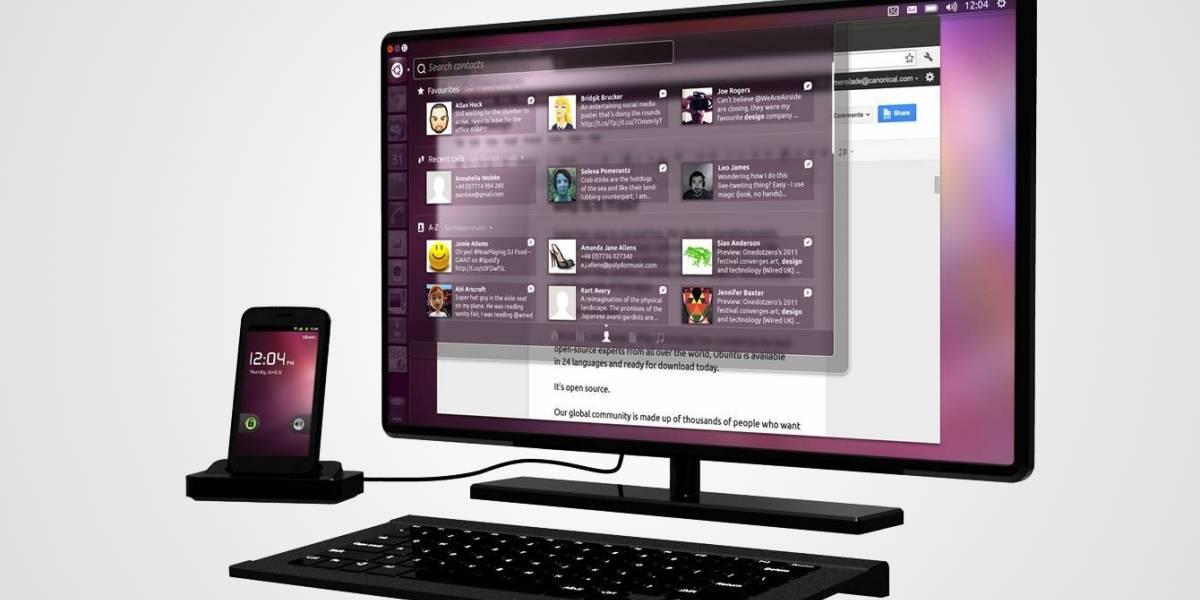 """Canonical ha parado el desarrollo de """"Ubuntu para Android"""""""