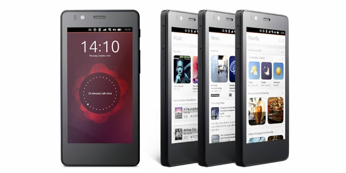 Canonical anuncia la muerte de Ubuntu Phone