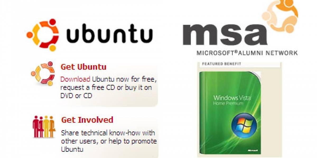 El naranjo esta de moda: ¿Microsoft copiando a Ubuntu?
