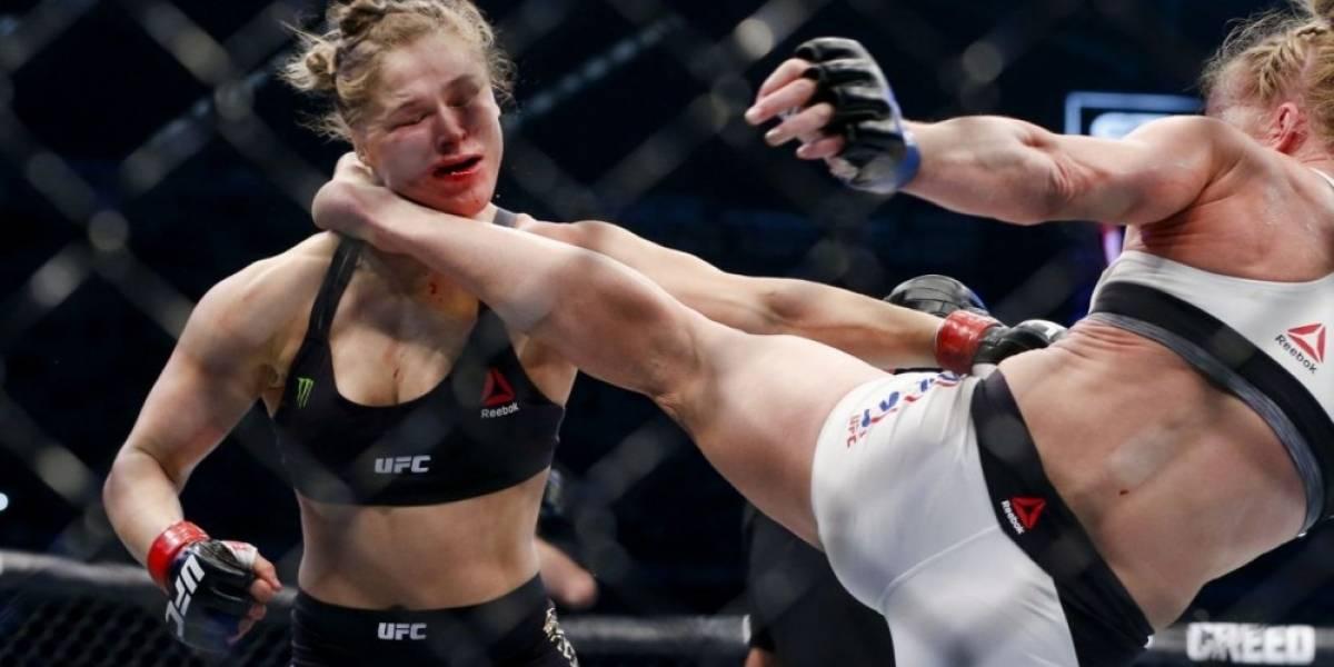 EA Sports UFC 2 recibe tráiler que nos muestra sus nuevas características