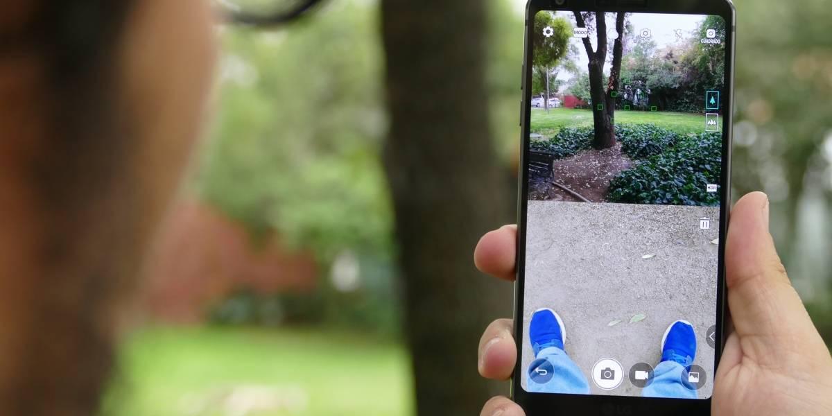 Parece que el LG G6 incorporará reconocimiento facial en 3D