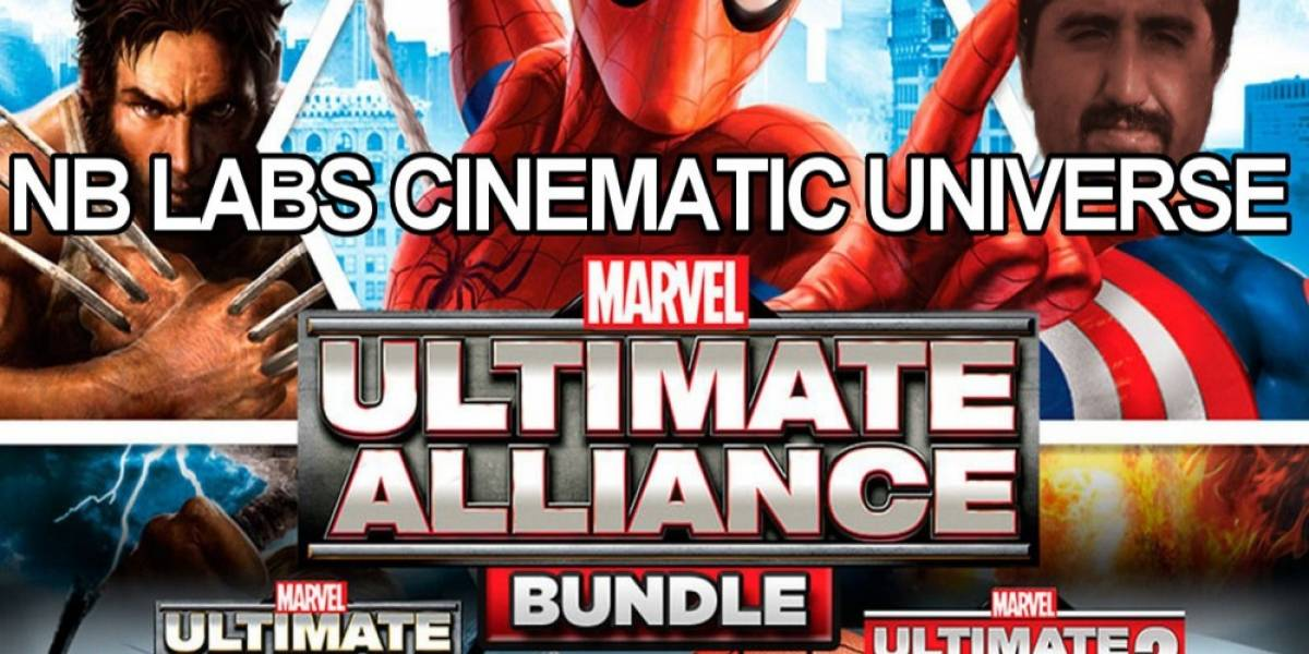 Marvel Ultimate Alliance [NB Labs Cinematic Universe]