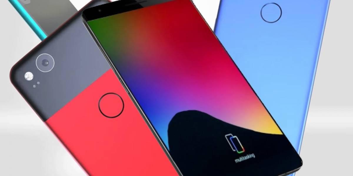 Se filtra absolutamente todo sobre el Pixel 2, el Pixel 2 XL ¿y el Ultra Pixel?