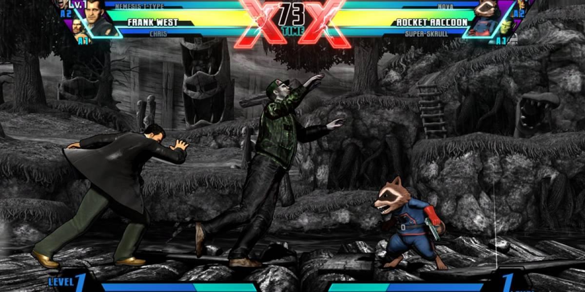Ultimate Marvel vs Capcom 3 vuelve remasterizado a PS4