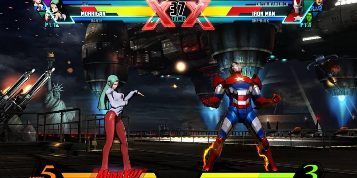 Ultimate Marvel vs Capcom 3 ya llegó a Xbox One y Steam