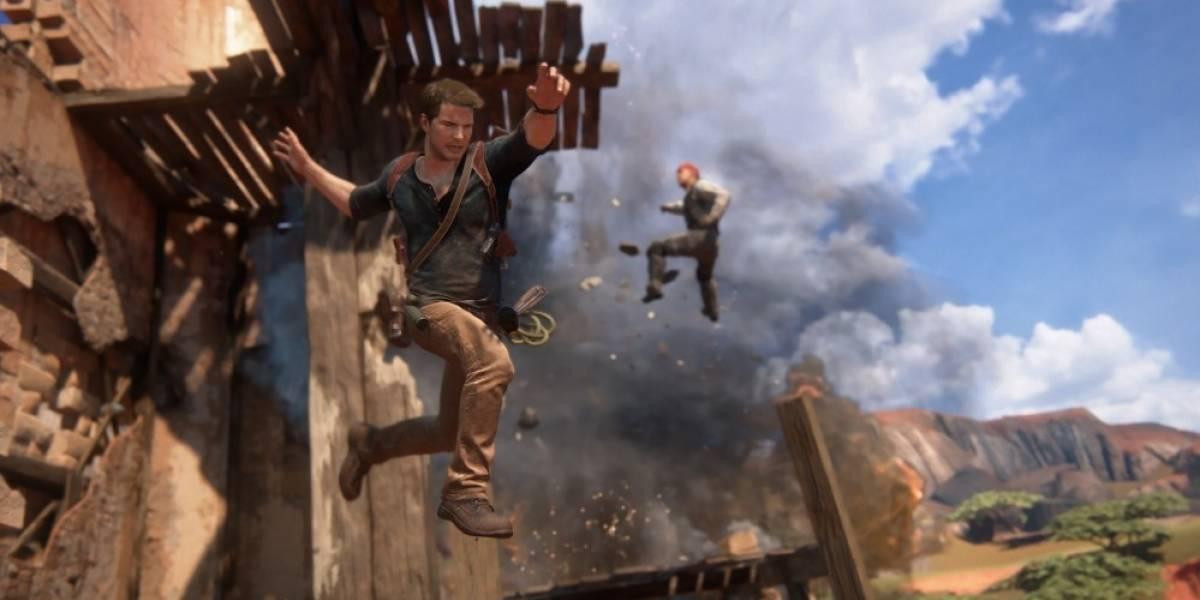 Naughty Dog presenta Modo Saqueo para el multijugador de Uncharted 4