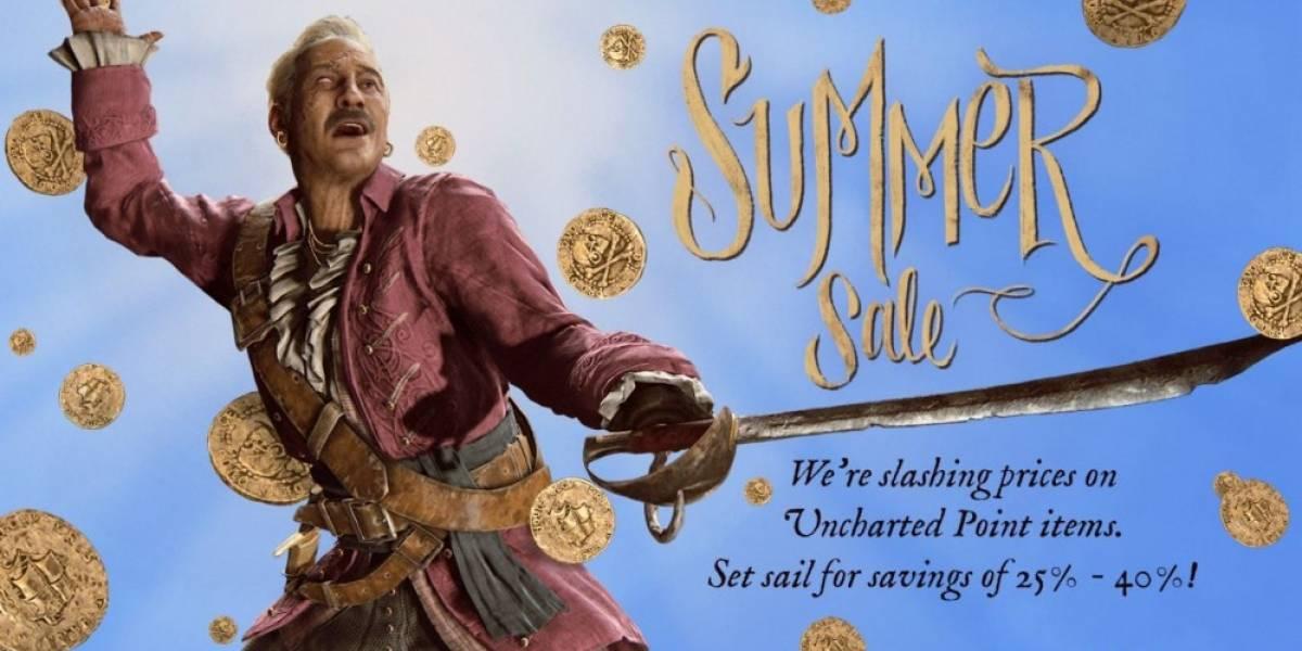 Arranca la venta de verano del multijugador de Uncharted 4