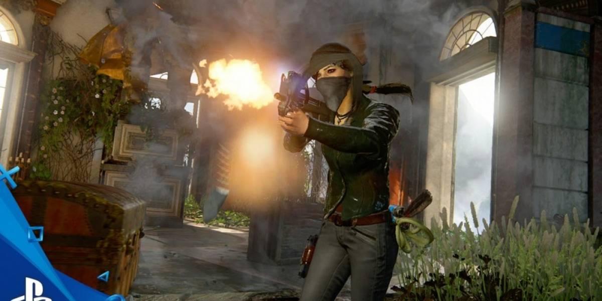 Uncharted 4 recibe nuevo mapa multijugador gratuito