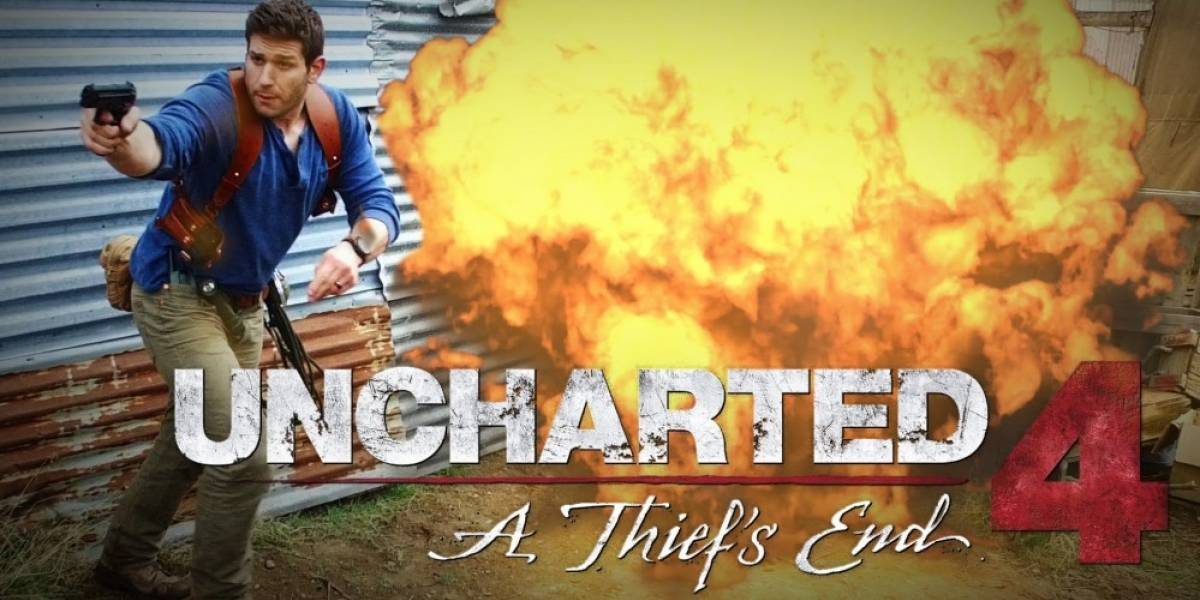 Así se vería Uncharted 4 en la vida real