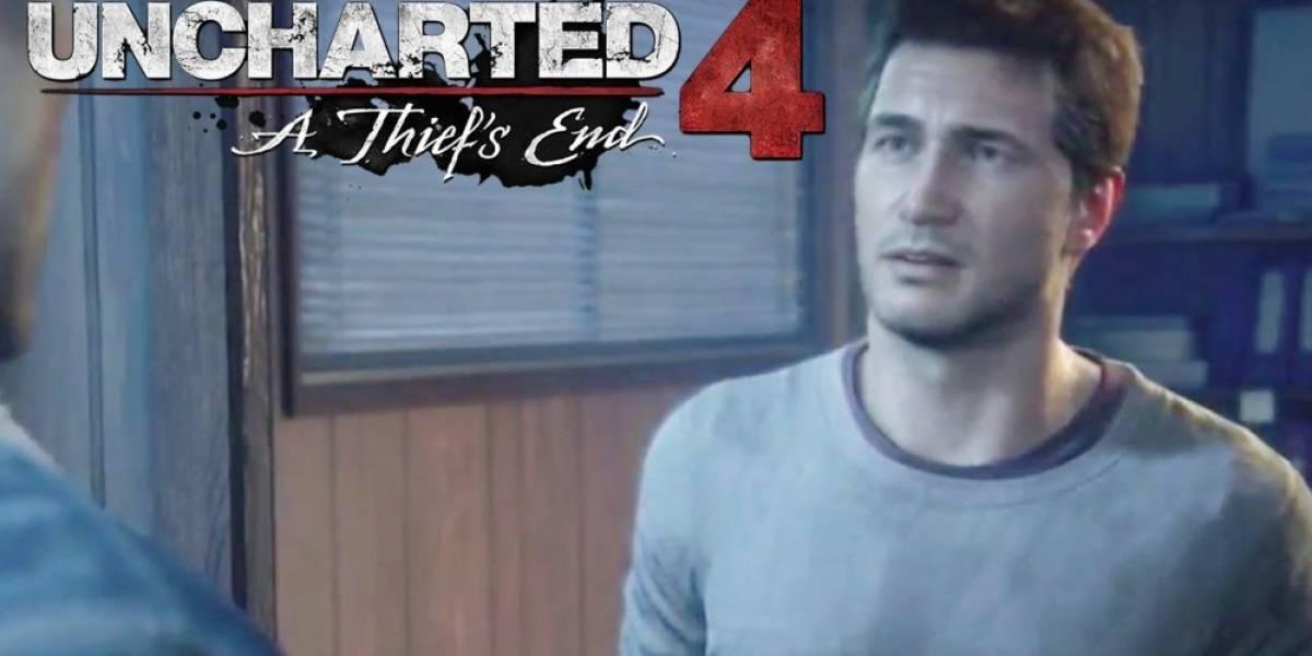 Uncharted 4 tiene un nuevo tráiler cinemático #PSExperience