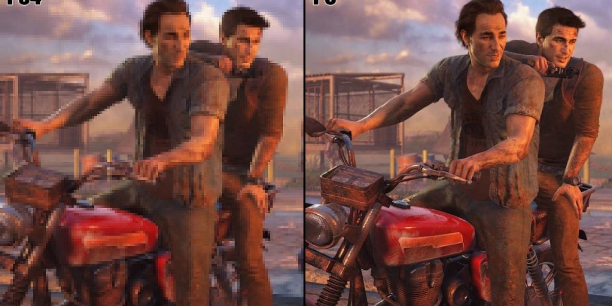 Uncharted 4 se ve mejor en PC que en PlayStation 4
