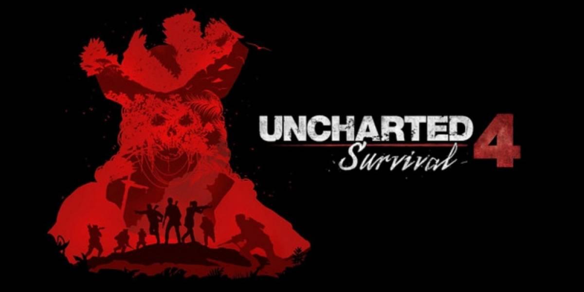 Uncharted 4 recibirá Survival Mode en diciembre