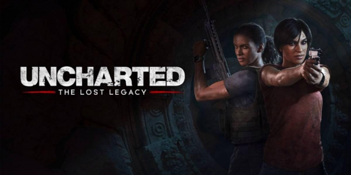 Uncharted: The Lost Legacy ya tiene fecha de lanzamiento