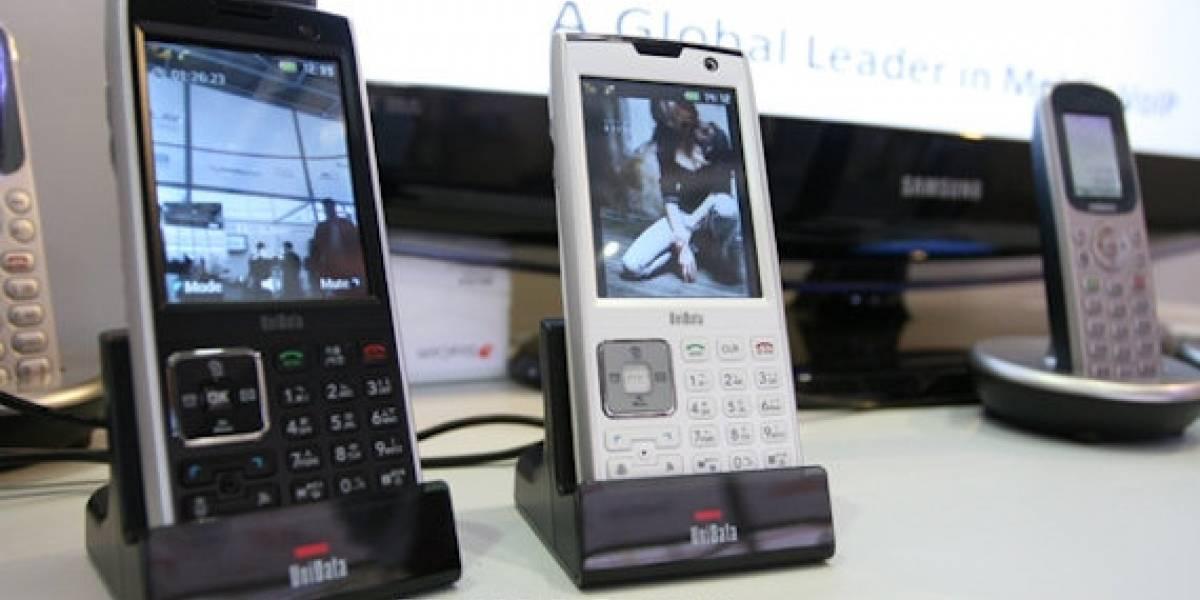 Unidata SQ-3000: Un smartphone desconocido y sorprendente