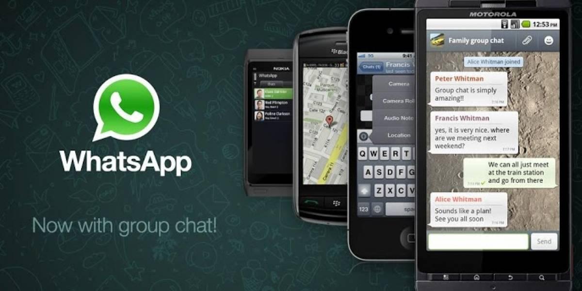 WhatsApp ahora sí comienza a ser de pago en Android