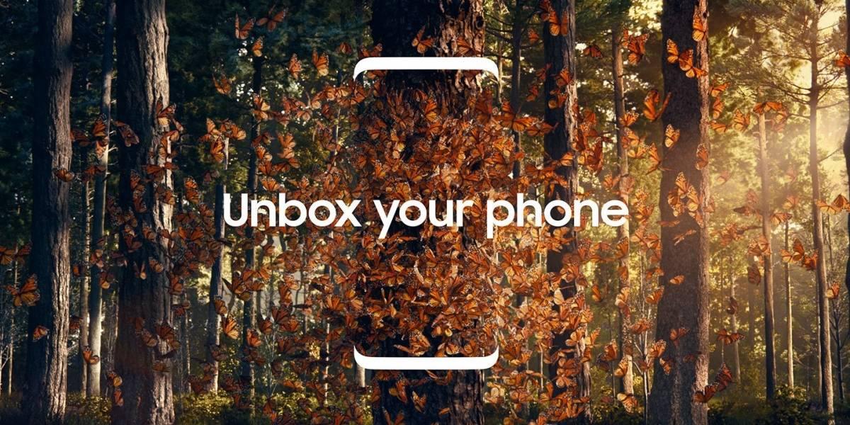 Sigue con nosotros el lanzamiento del Galaxy S8 en vivo desde Nueva York