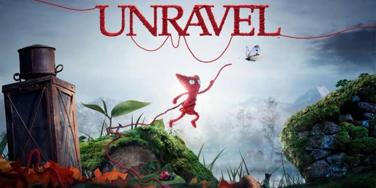 Unravel ya tiene fecha de lanzamiento oficial