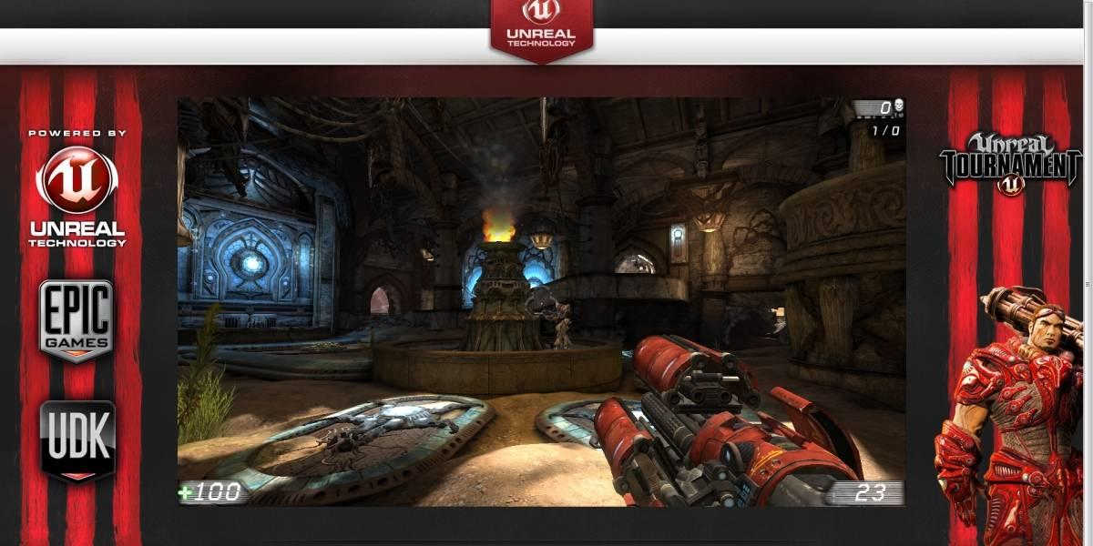 Unreal Engine 3 podrá correr en tu navegador gracias a Flash Player 11