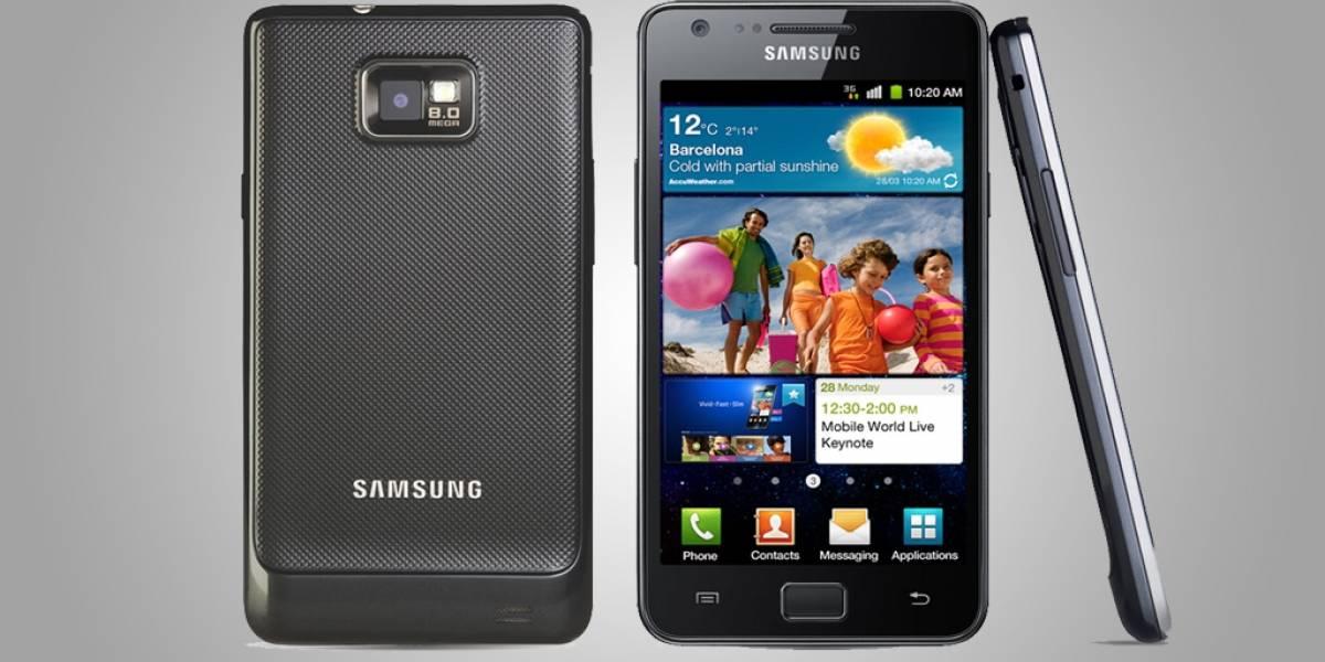 """Samsung Galaxy S2 podría no recibir Android 4.2 por """"problemas de adaptación con TouchWiz"""""""