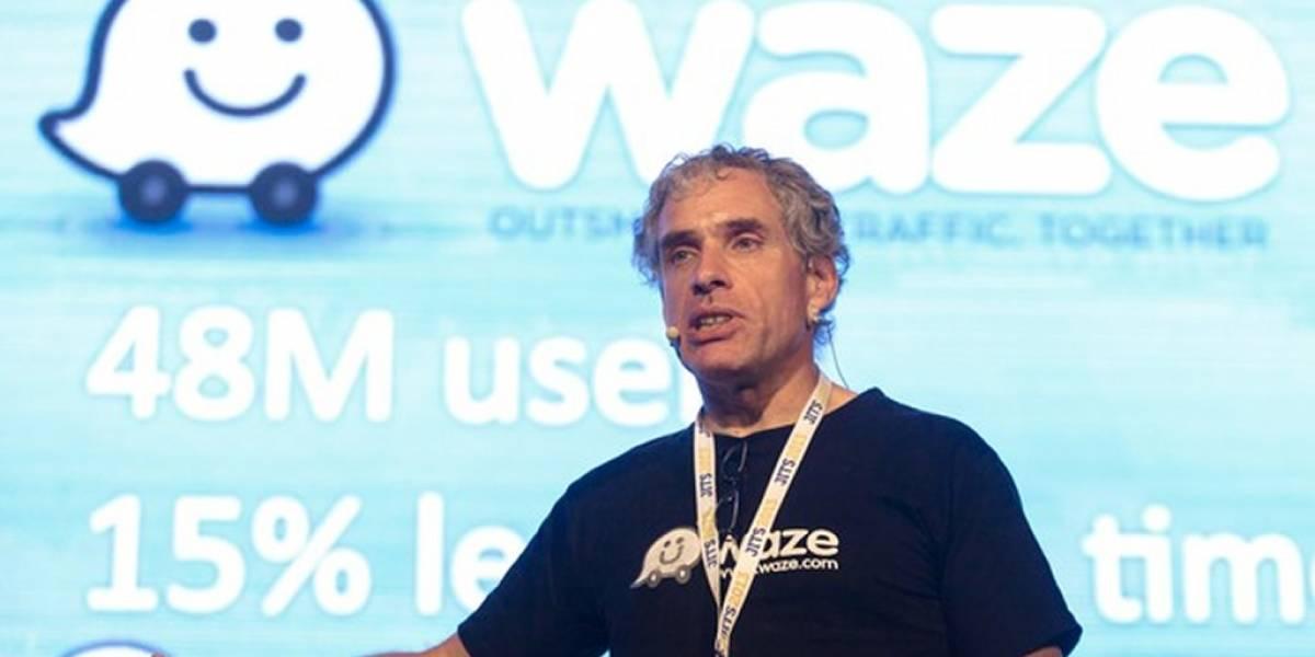 """El papá de Waze en exclusiva: """"Si el objetivo de la policía es proteger a la gente, entonces los ayudamos"""""""