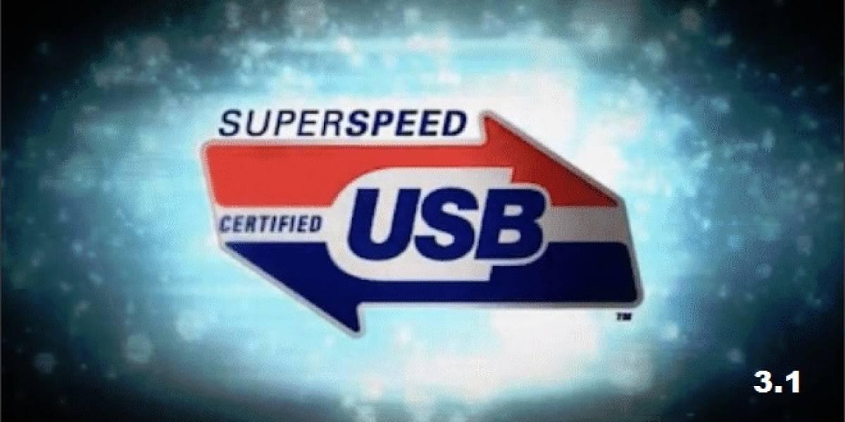 USB 3.1 alcanza una tasa de transferencia de 900MB/s en sus pruebas iniciales