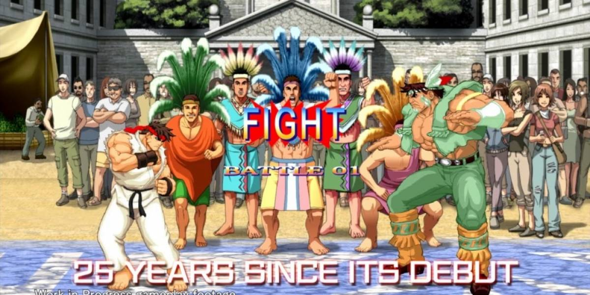 Vean el primer tráiler de Ultra Street Fighter II para Switch
