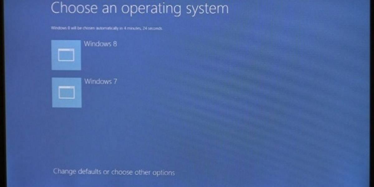 Windows 8 buscará reemplazar BIOS por UEFI