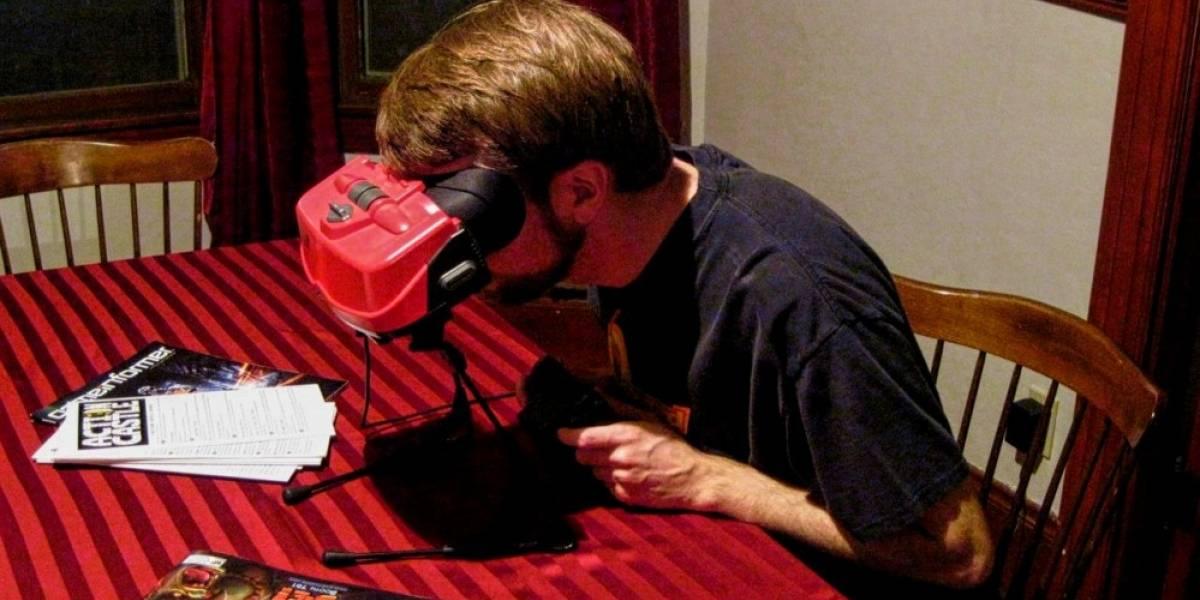 Nintendo también: Rumor dice que su nueva consola tendrá Realidad Virtual