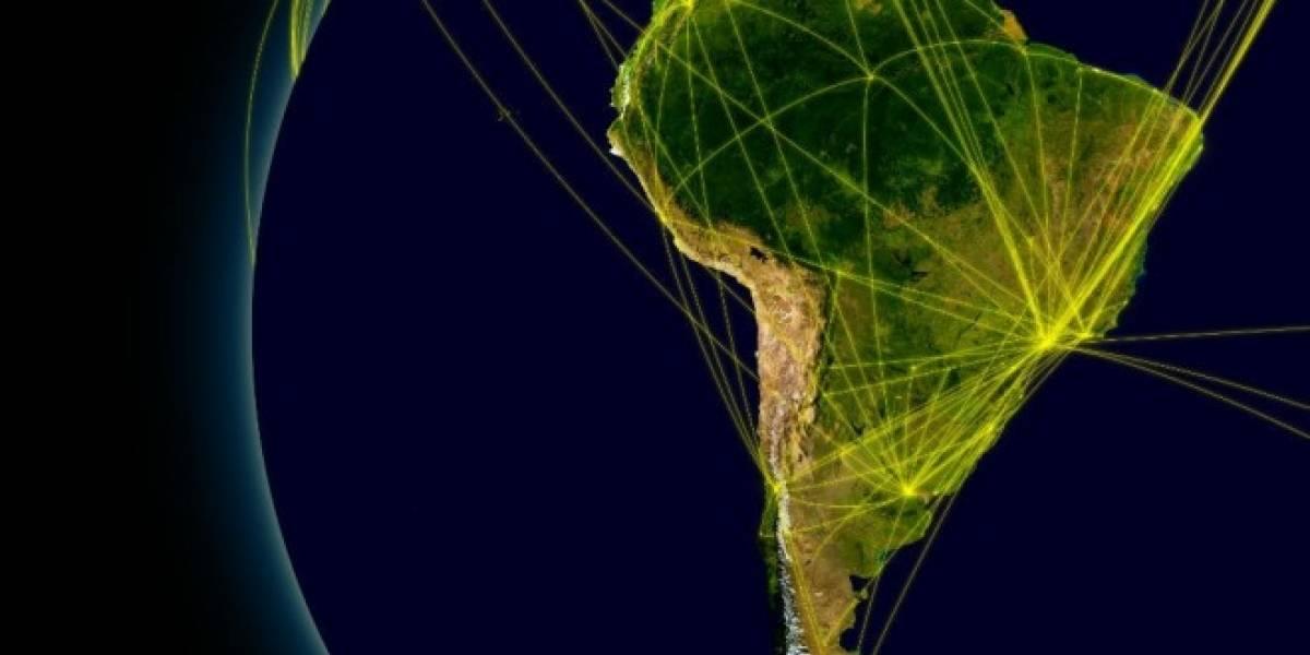Uruguay, Chile y Argentina, los países con mayor penetración 4G de la región