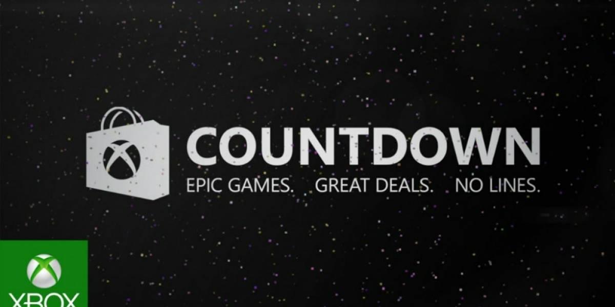 Arranca la venta especial Countdown en la Xbox Store