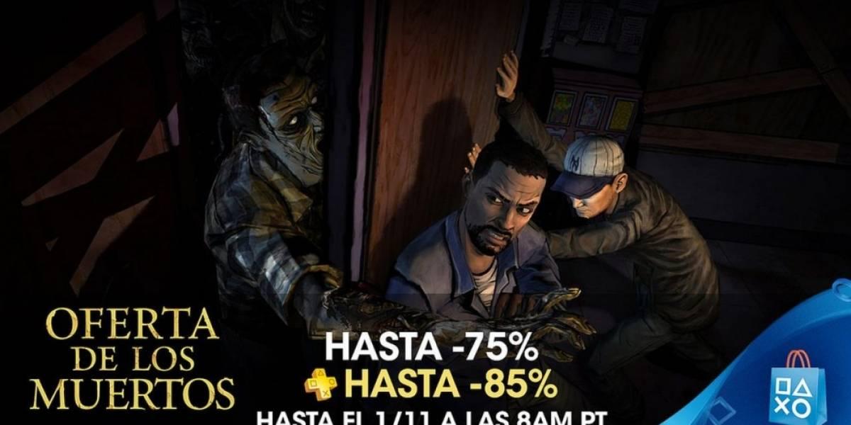 Venta Especial de Los Muertos en PlayStation Store