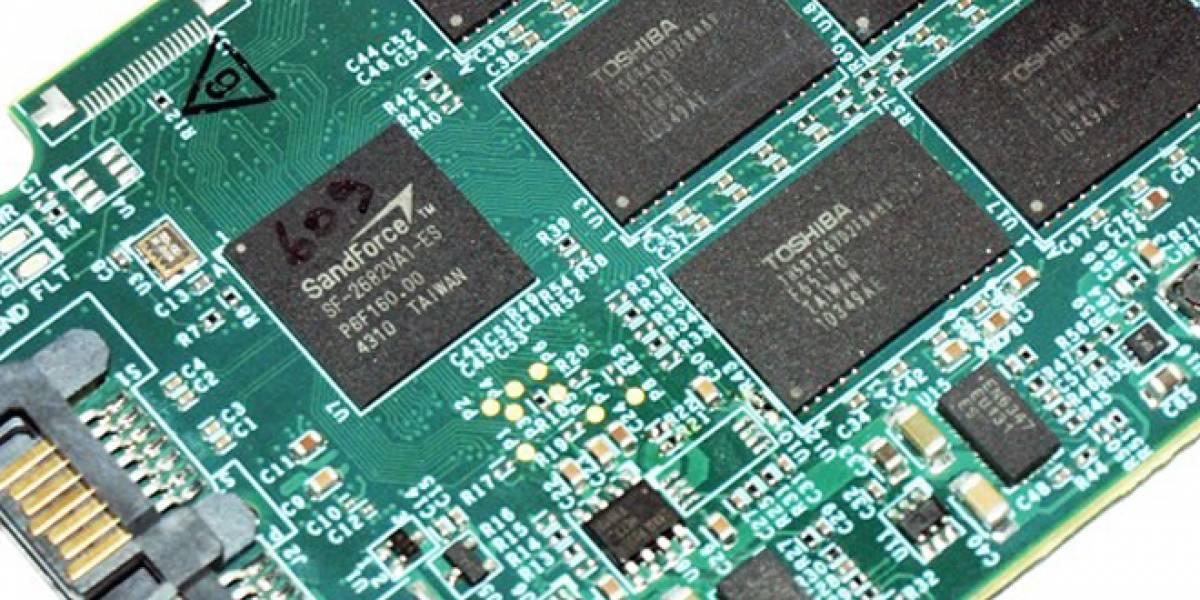 OCZ tiene déficit de memorias flash NAND para fabricar sus SSD