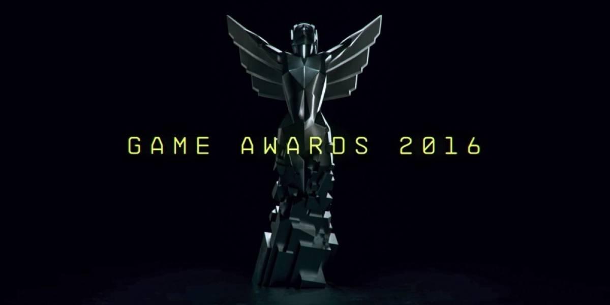 Mira aquí The Game Awards 2016
