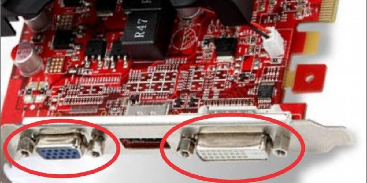 VGA y DVI se despiden en el 2015