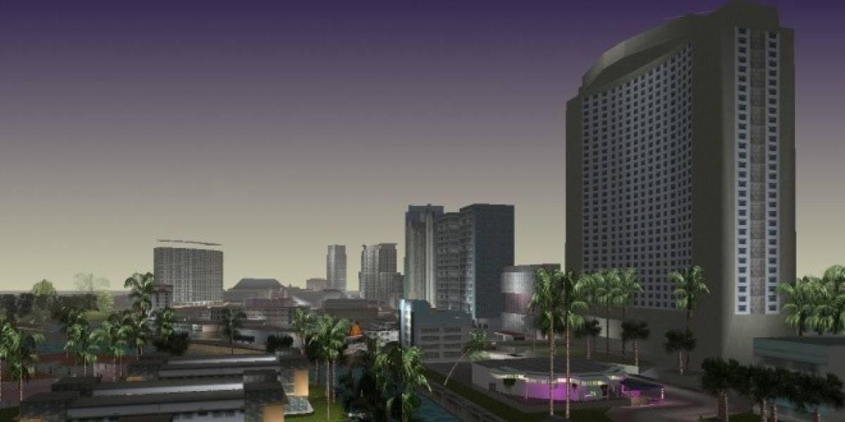 Este mod permitirá volar desde Los Santos a Vice City en GTA V
