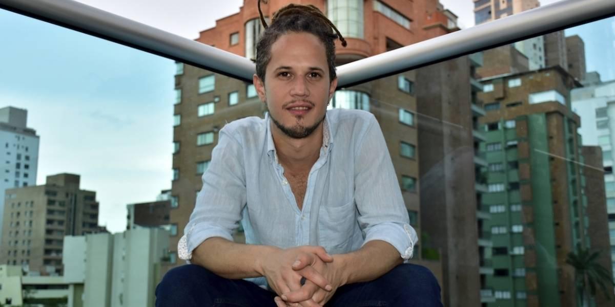 Vicente García está grabando nuevo disco