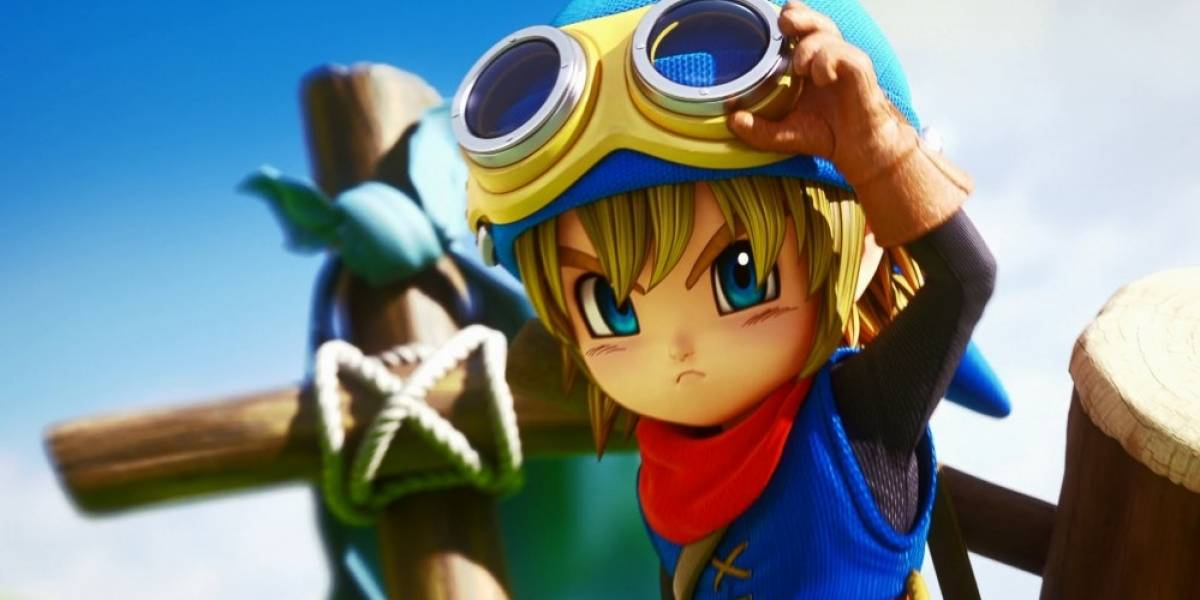 Dragon Quest Builders llegará al occidente a fines de este año