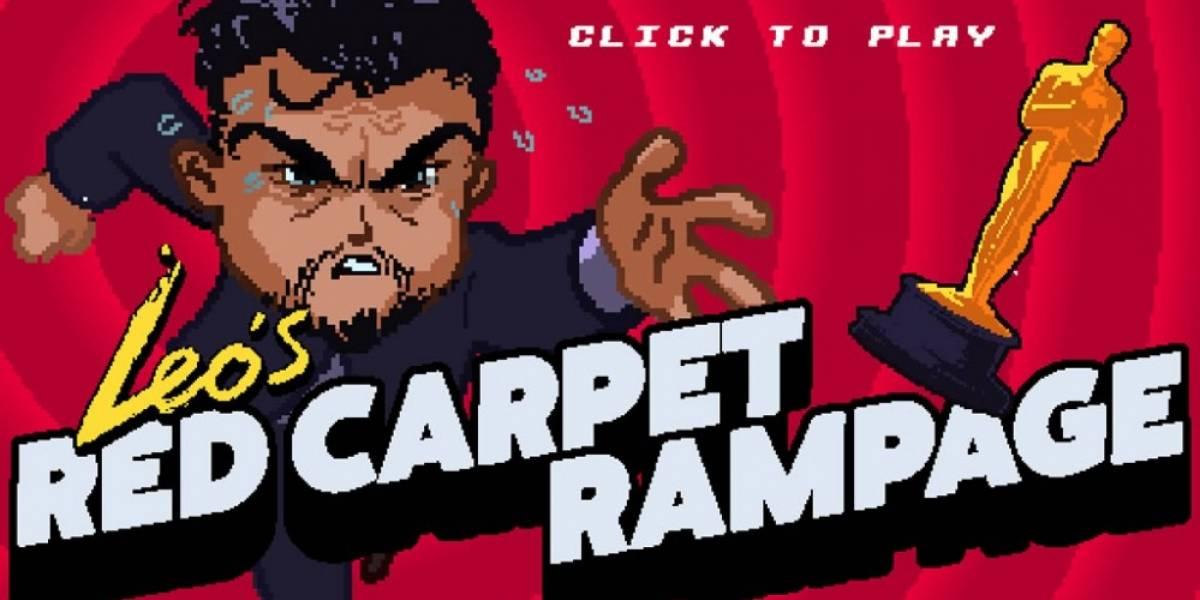 Este juego hace que DiCaprio gane el Oscar
